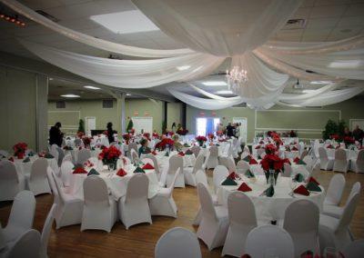 New World Landing Ballroom Pensacola